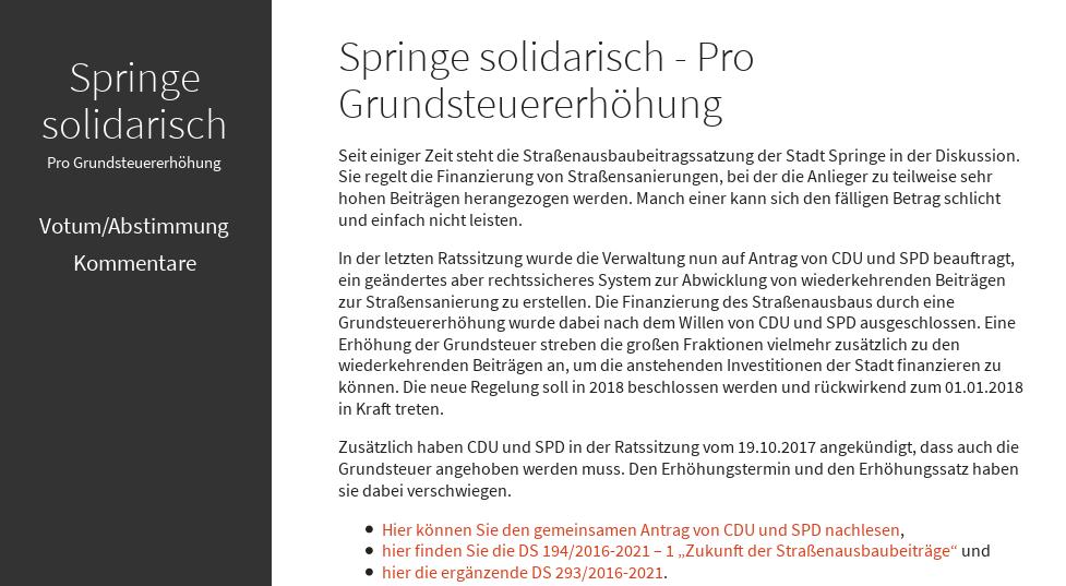 petition-springe.de