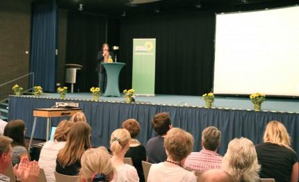 Mitgliederversammlung im Fritz-Haake-Saal